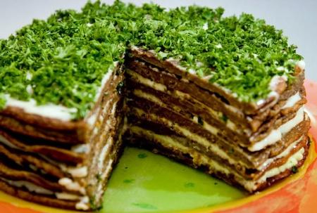 pechenochnij tort Рецепт медовика со сливочным кремом